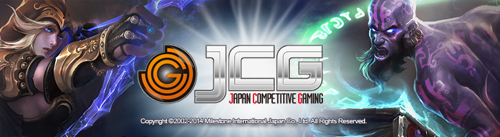 JCG League of Legends